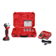 Milwaukee 2935X-21 M18 Cordless Lithium-Ion Cable Stripper Kit for Copper RHW / RHH / USE (1.5 Ah)