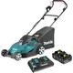 Makita XML02PT 18V X2 (36V) LXT 5 Ah Lithium-Ion 17 in. Lawn Mower Kit