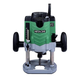 Hitachi M12VE 3-1/4 HP Variable Speed Plunge Router with 1/2 in. Collet
