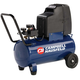 Campbell Hausfeld HU500000AV 1.3 HP 8 Gallon Oil-Free Wheeled Horizontal Air Compressor