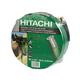 Hitachi 19412QP 50 ft. x 1/4 in. Professional Grade Polyurethane Air Hose