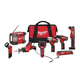 Milwaukee 2495-28 M12 12V Cordless Lithium-Ion 8-Tool Combo Kit