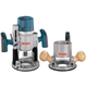 Factory Reconditioned Bosch 1617EVSPK-RT 12 Amp 2.25 HP Combination Plunge and Fixed-Base Router Kit