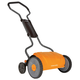 Fiskars 362080-1001 17 in. StaySharp Push Reel Mower