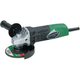 Hitachi G12SR3 4-1/2 in. 6 Amp Slide Switch Small Angle Grinder