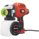 Black & Decker BDPS400K Single Speed Quick Clean Paint Sprayer