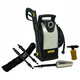 Stanley P1600S 1,600 PSI 1.4 GPM Electric Pressure Washer with Patented Clip-On Belt