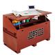Delta 649990D 60 in. Versatile Steel Slope Lid Box With Full-Length Shelf