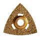 Rockwell RW8923 Triangular Carbide Grit Rasp