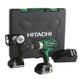 Hitachi DS18DSAL 18V Cordless HXP Lithium-Ion 2-Tool Combo Kit with 2 HXP Batteries (Open Box)