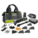 Rockwell RK2522K2 12V Cordless Lithium-Ion Universal Sonicrafter Kit