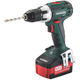 Metabo 602102520 BS18 LT 5.2 18V Cordless Lithium-Ion 1/2 in. Drill Driver Kit