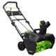Greenworks 2601302 Pro 80V Cordless Lithium-Ion 20 in. Snow Thrower (Bare Tool)