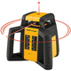 CST/berger RL25HV Dual Axis, Interior/Exterior Rotary Laser Kit