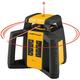 CST/berger RL25HV Dual Axis, Interior/Exterior Rotary Laser Kit