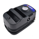 Campbell Hausfeld RP410099AV 120V Inflator with Gauge and Presta-to-Schrader Valve Adapter