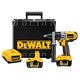 Factory Reconditioned Dewalt DCD960KLR 18V XRP Cordless 1/2 in. Lithium-Ion Drill Driver Kit