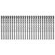 Bosch HCFC2081B25 1/2 in. x 6-1/2 in. SDS-plus X5L Hammer Carbide Bit (25-Pack)