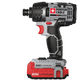 Porter-Cable PCCK640LB 20V MAX Cordless Lithium-Ion 1/4 in. Hex Impact Driver