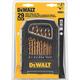 Dewalt DD4069 29-Piece Cobalt Jobber Drill Bit Set
