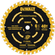 Dewalt DW9196 6-1/2 in. 40 Tooth Precision Framing Saw Blade
