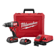 Milwaukee 2701-22CT M18 1/2 in. Cordless Lithium-Ion Compact Brushless Drill Driver Kit