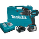 Makita LXPH03 18V Cordless LXT Lithium-Ion 1/2 in. Hammer Driver Drill Kit
