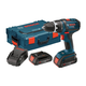 Bosch DDS181-02L 18V 1/2 in. Compact Tough Drill Driver Kit with L-Boxx-2