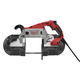 Factory Reconditioned Milwaukee 6238-81 Deep Cut Portable 2-Speed Band Saw (AC/DC) with Case
