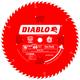 Diablo D1660X 16-5/16 in. 60 Tooth Fine Finish Beam Cutting Saw Blade