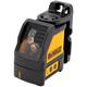 Dewalt DW088K Self-Leveling Horizontal/Vertical Line Laser