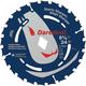 Bosch DCB824 Daredevil 8-1/4 in. 24 Tooth Circular Saw Blade