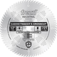 Freud LU73M012 12 in. 72 Tooth Cabinetmaker's Crosscut Saw Blade