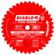 Diablo D0738F 7 in. 38 Tooth Steel Demon Ferrous Metals Saw Blade
