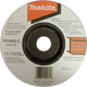 Makita 741402-9AP 4 in. x 1/4 in. General Purpose Grinding Wheels (5-Pack)