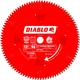 Diablo D1296N 12 in. 96 Tooth Non-Ferrous Metals/Plastics Saw Blade
