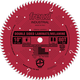 Freud LU97R010 10 in. 80 Tooth Double-Sided Laminate/Melamine Saw Blade