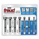 Freud PB-107B 7 Piece Precision Shear Forstner Set