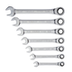 Stanley 94-542W 7-Piece SAE Ratcheting Wrench Set