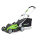 Greenworks 25223 40V G-MAX Cordless Lithium-Ion 19 in. 3-in-1 Lawn Mower