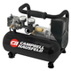 Campbell Hausfeld CT100100AV 1 Gallon Oil-Free Hot Dog Air Compressor