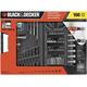 Black & Decker BDA80100 100-Piece Combination Set