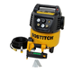 Bostitch BTFP12238 6 Gallon Oil-Free Pancake Air Compressor with Brad Nailer