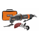 Factory Reconditioned Ridgid ZRR9020PNK Air JobMax Pneumatic Multi-Tool Starter Kit