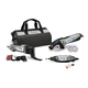 Dremel CKDR-02 Ultimate 3-Tool Combo Kit with 15 Accessories and Soft Case