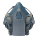 3M Full Facepiece Reusable Respirator 7800S-M
