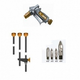 Robco QCG Gun Kit with Standard Pipe Set