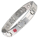 Magnetic Medical ID Bracelet For Men