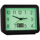 Bell + Howell Glow In The Dark Alarm Clock