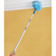 Long Reach Telescopic Duster, Blue